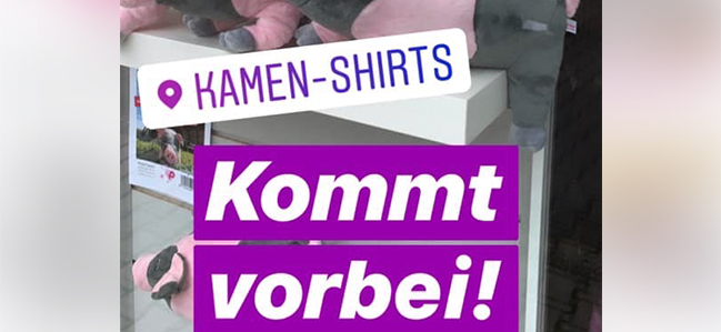 Kamen-Shirts