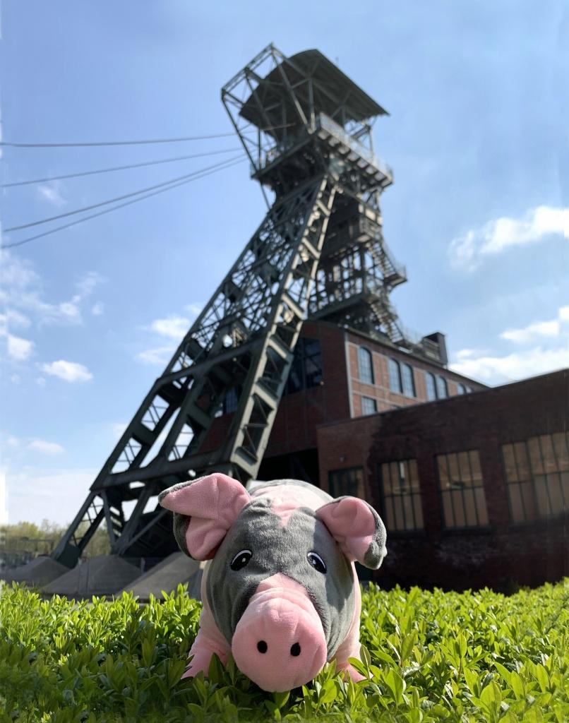 Pottpauli auf Zeche Zollern in Dortmund
