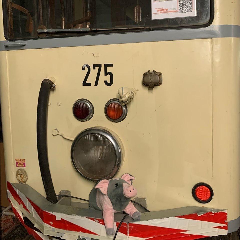 POTTPAULI im DEPOT Straßenbahn